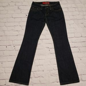 Guess Jeans Daredevil Boot Cut Stretch Red Tag